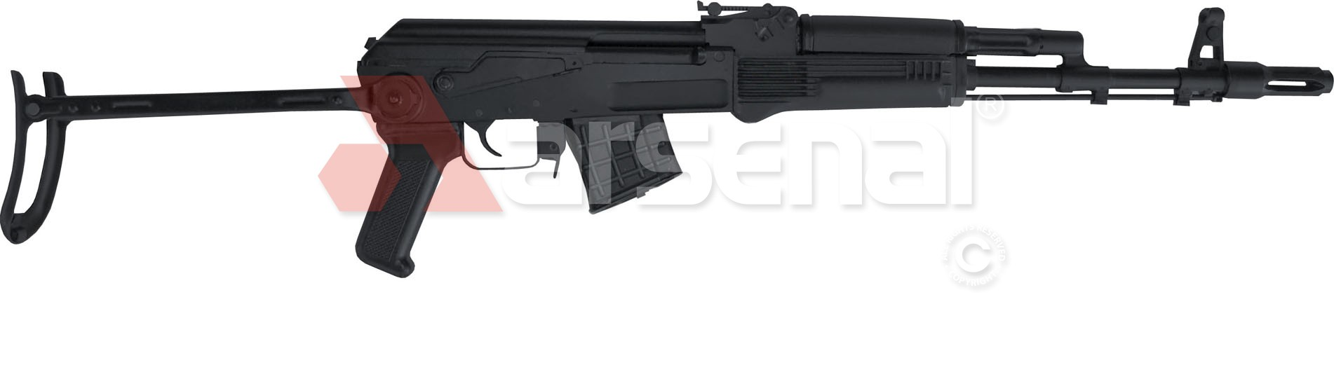 7.62x39 mm SAR-M1 and SAR-M1F - Arsenal JSCo. - Bulgarian manufacturer of weapons and ammunition ...
