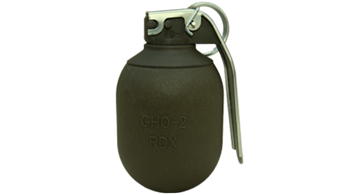 Hand Grenades Offensive