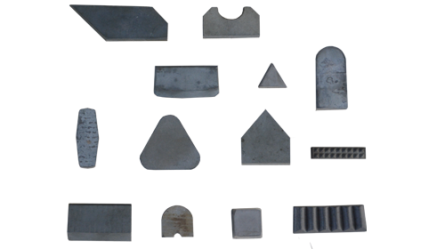 CARBIDE GRADES FOR TURNING