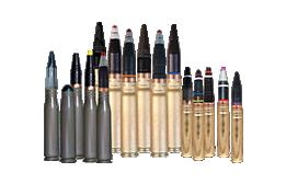 Artillery Rounds