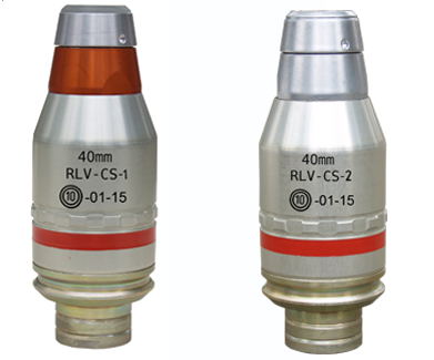 40 mm RLV-CS-1 and RLV-CS-2