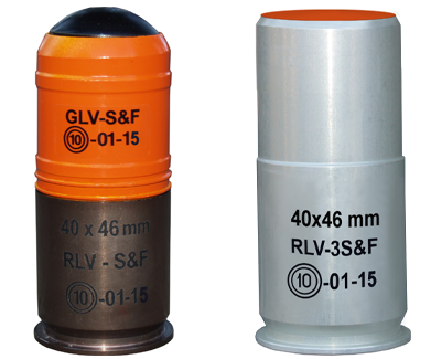 40x46 mm RLV-S&F and RLV-3S&F