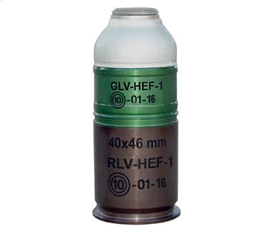 40x46 mm RLV-HEF-1