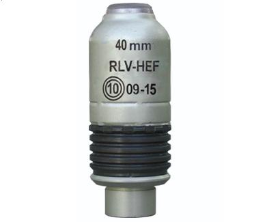40 mm RLV-HEF