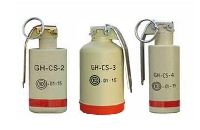GH-CS-2, GH-CS-3 and GH-CS-4