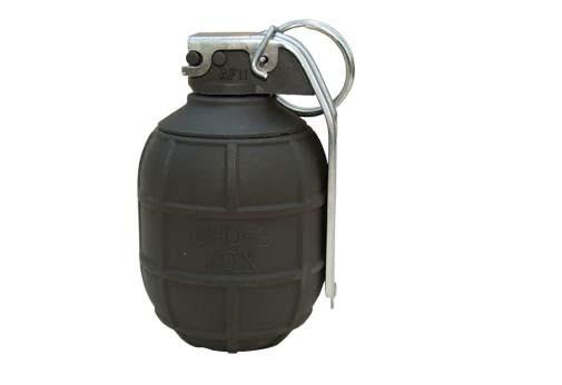 Hand Grenade Defensive