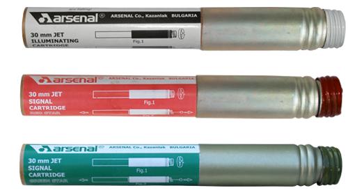 30 mm Signal Cartridges