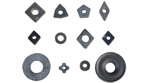 CARBIDE GRADES FOR MILLING