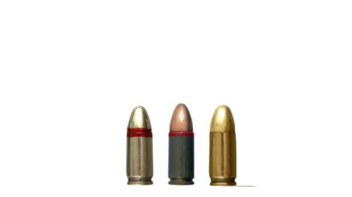9x19 mm cartridges