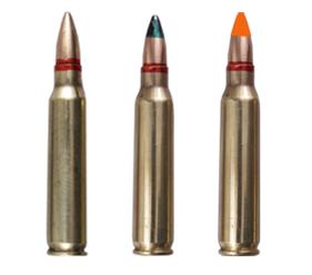 5.56x45 mm cartridges