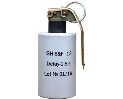 GH S&F-13