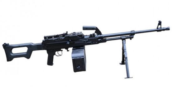 7.62x51 mm MG-М2