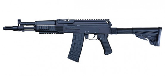 5.56x45 mm and 7.62x39 mm AR-M52TB