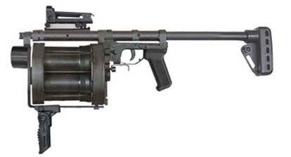 40 mm MSGL-M