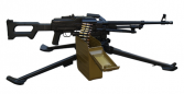 7.62x51mm and 7.62x54 mm  MG-1МS